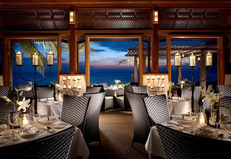 Restaurant Tanjong Jara Beach