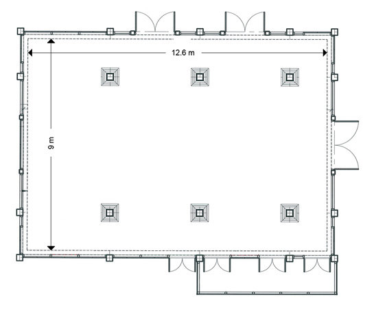 Meeting Room Plan